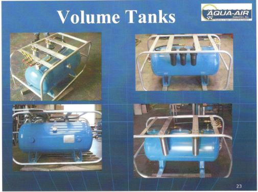 Volume Tanks