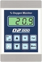 MODEL O2000 R - RECHARGEABLE OXYGEN PERCENTAGE MONITOR