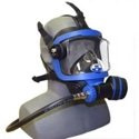 MODEL GRD-BU-1, OTS GUARDIAN FFM, INCLUDES ABV-1, HOSE, AND MASK BAG, BLACK/BLUE