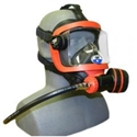 MODEL GRD-BR-A, OTS GUARDIAN FFM, INCLUDES ABV-1, HOSE, AND MASK BAG, BLACK/RED