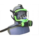 MODEL GRD-BR-A, OTS GUARDIAN FFM, INCLUDES ABV-1, HOSE, AND MASK BAG, BLACK/GREEN