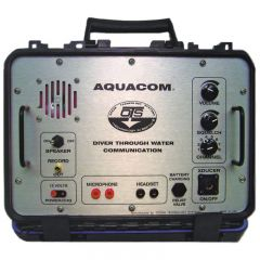 AQUACOM STX-101 SSB 4-CHANNEL, SURFACT STATION (5 WATTS OUTPUT POWER)