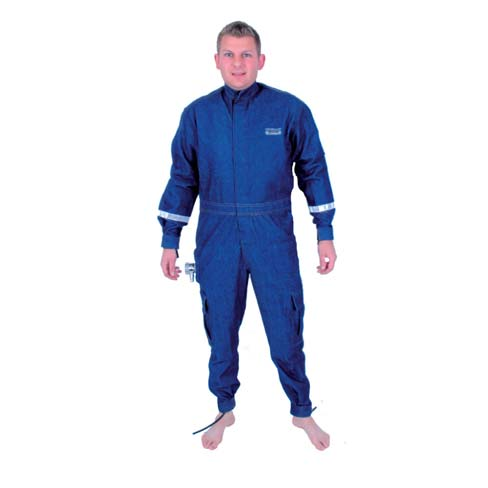 Denim Hot Water Suit  - DHWS-