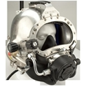 KM DIVE HELMET 77 W/POSTS