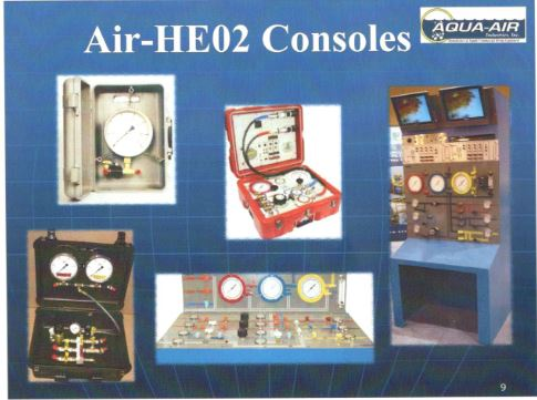 Air/HE02 Consoles