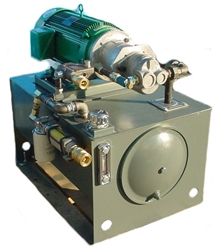 CUSTOM HYDRAULIC POWER UNIT