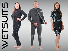 WET SUIT 6.5mm STANDARD STEP-IN
