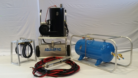 AAI MINI PORTABLE HOT WATER SYSTEM